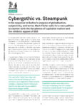 Urbanomic Document 022: Cybergothic vs. Steampunk