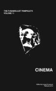 The Funambulist Pamphlets: Volume 11_Cinema