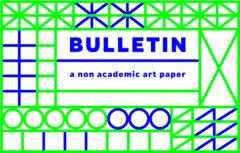 Cover art for Droste Effect Bulletins