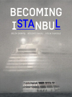 Cover art for Becoming Istanbul