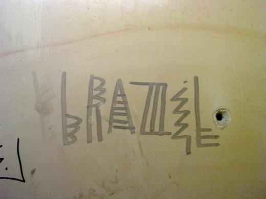 Cover art for Brazil