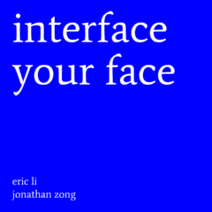 Cover art for Interface Your Face