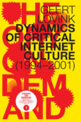 Dynamics of Critical Internet Culture