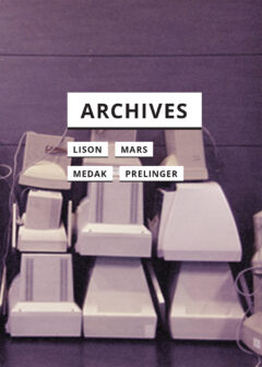 Cover art for Archives