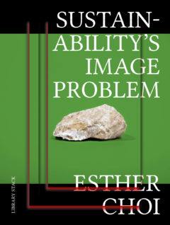 Cover art for Sustainability's Image Problem