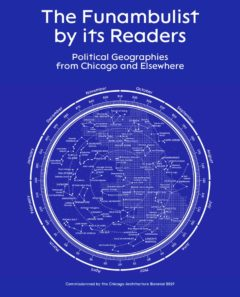 Cover art for The Funambulist by its Readers: Political Geographies from Chicago and Elsewhere