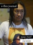 e-flux Journal #107