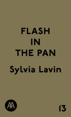 Cover art for Flash in the Pan