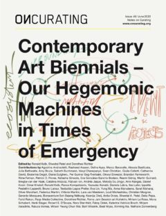 Cover art for Contemporary Art Biennials – Our Hegemonic Machines in Times of Emergency