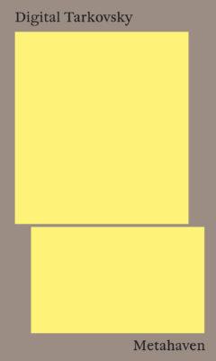 Cover art for Digital Tarkovsky