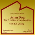 Asian Dog: The 한 politics of racial position