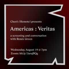 Cover art for Americas : Veritas