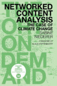 Networked Content Analysis: The Case of Climate Change