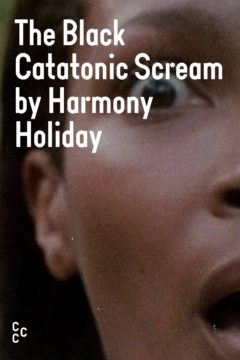 Cover art for The Black Catatonic Scream