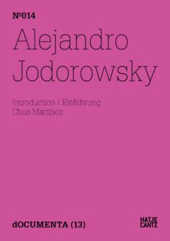 Cover art for Alejandro Jodorowsky