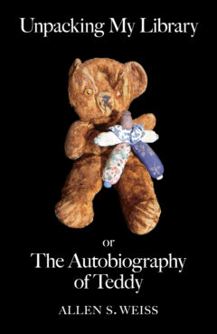 Cover art for Unpacking My Library, or, The Autobiography of Teddy