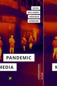 Cover art for Pandemic Media