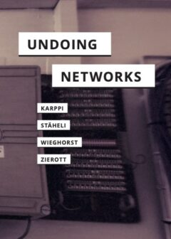 Cover art for Undoing Networks
