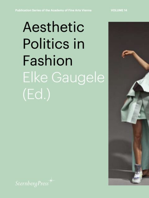 Cover art for Aesthetic Politics in Fashion