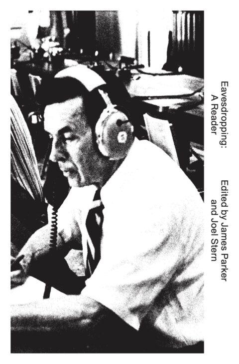 Cover art for Eavesdropping: A Reader